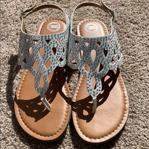 Sandals - Size 6 Youth Girls